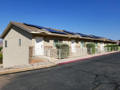 St George UT Condo/Townhouse For Sale: $179,950