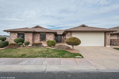 St George Single Family Home For Sale: 2196 S Legacy Dr