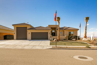 St George Single Family Home For Sale: 6122 Deserts Edge Dr