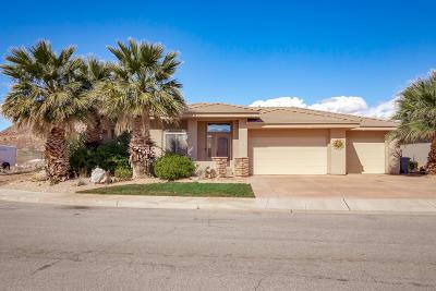 Washington Single Family Home For Sale: 1443 E Scenic Sunrise Dr