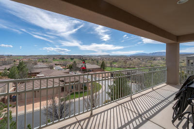 St George UT Condo/Townhouse For Sale: $279,900