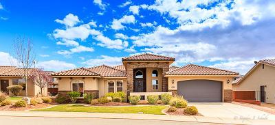 Washington Single Family Home For Sale: 1074 N Ocotillo Dr