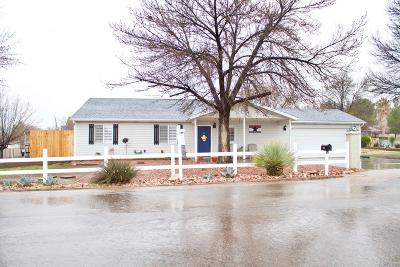 Washington Single Family Home For Sale: 113 N Frontier