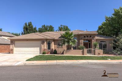 Washington Single Family Home For Sale: 519 1525 S St