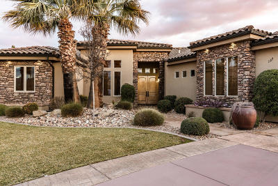 St George Single Family Home For Sale: 137 S 1790 W Cir