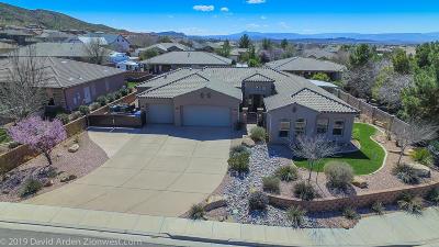 Washington Single Family Home For Sale: 914 E Silver Falls