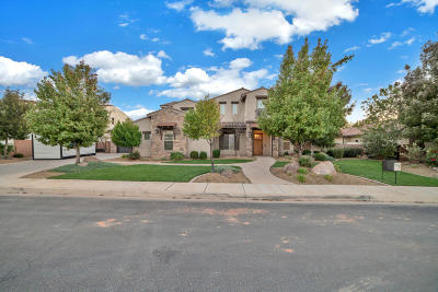 St George UT Single Family Home For Sale: $679,900