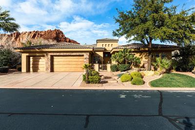 Washington County Single Family Home For Sale: 340 N Snow Canyon Dr #23