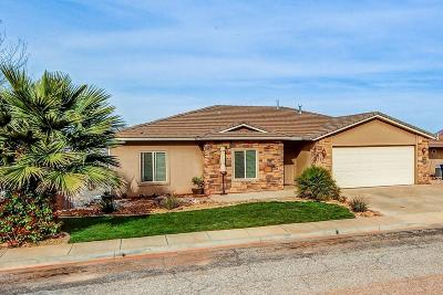 St George Single Family Home For Sale: 593 N 1000 W