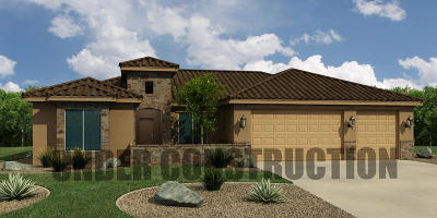 St George Single Family Home For Sale: 998 W Desert Sparrow Dr