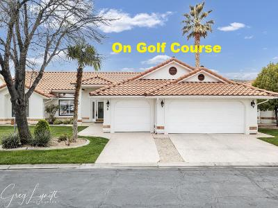 St George UT Single Family Home For Sale: $339,999