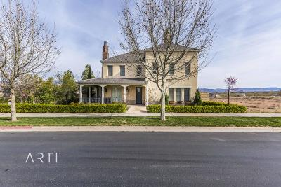 Hurricane  Single Family Home For Sale: 4377 Canterbury Rd