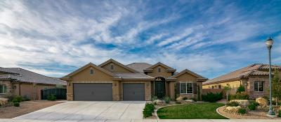 St George Single Family Home For Sale: 921 Las Colinas Dr