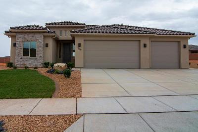 Washington Single Family Home For Sale: Lot 137 Sage Grouse Dr