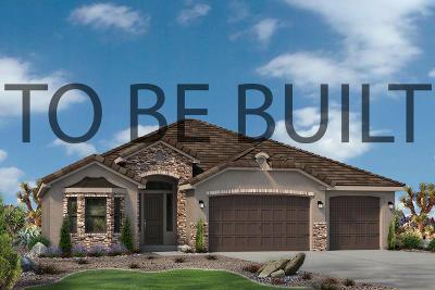 Washington Single Family Home For Sale: Lot 138 Sage Grouse Dr