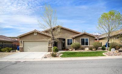 Washington  Single Family Home For Sale: 953 N Ocotillo Dr
