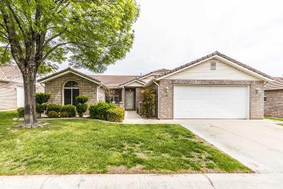 Ivins, Santa Clara, St George, Washington Single Family Home For Sale: 1134 E 900 S #8