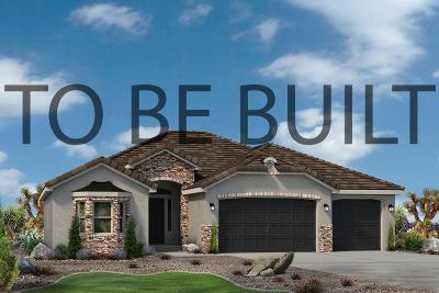 Washington Single Family Home For Sale: Lot 130 Sage Hen Dr