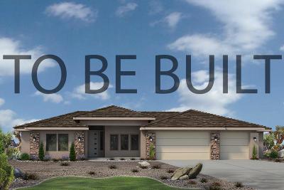 Washington Single Family Home For Sale: Lot 166 Sage Grouse Dr