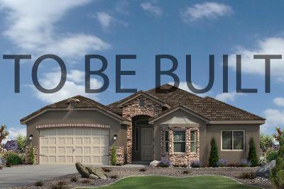 Washington Single Family Home For Sale: Lot 136 Sage Grouse Dr