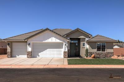 Washington Single Family Home For Sale: 4836 S Homestead Way