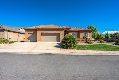 Santa Clara UT Single Family Home For Sale: $399,900