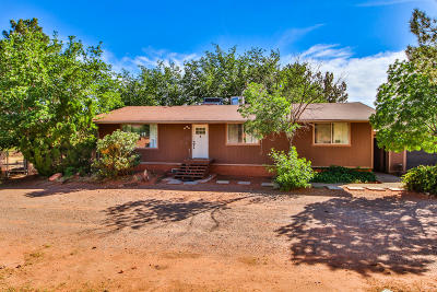 Ivins Single Family Home For Sale: 415 W Center St