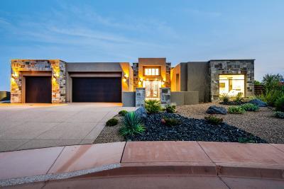 Ivins UT Single Family Home For Sale: $964,900