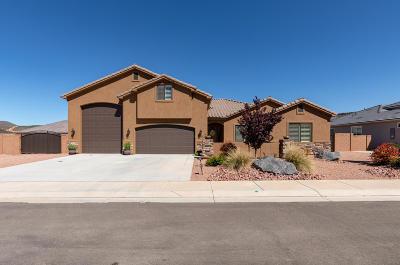 Hurricane Single Family Home For Sale: 2855 S 3600
