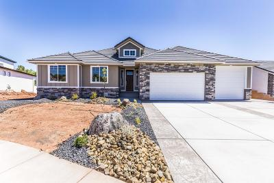 St George Single Family Home For Sale: 17 S 2370 E