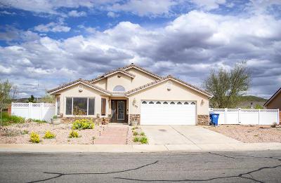 Hurricane Single Family Home For Sale: 1100 N Main St
