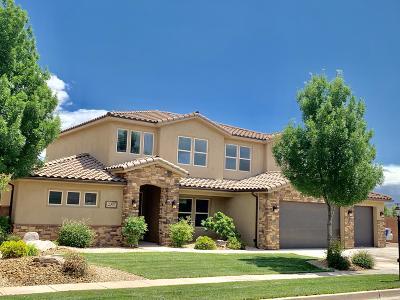 Washington Single Family Home For Sale: 2551 S Songbird Cir