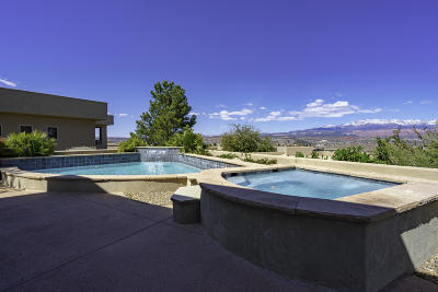 St George Single Family Home For Sale: 2037 E Lepido Way