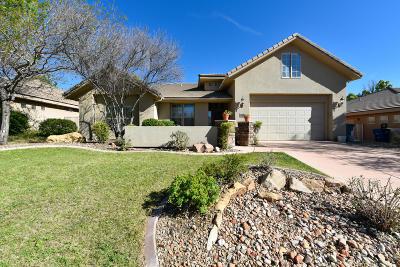 Hurricane Single Family Home For Sale: 3321 W Bonita