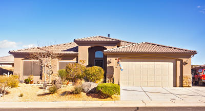 Hurricane Single Family Home For Sale: 732 N 3000 W