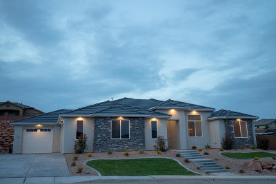 Washington Single Family Home For Sale: 794 W Sunset Mesa Dr