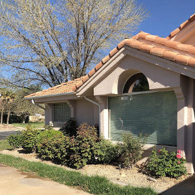 St George  Single Family Home For Sale: 1395 St James Ln