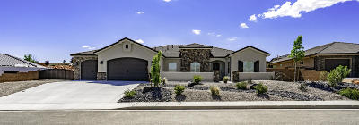 Washington Single Family Home For Sale: 1799 N Mountain View Ct