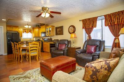 St George UT Condo/Townhouse For Sale: $195,000