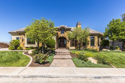 St George UT Single Family Home For Sale: $849,900