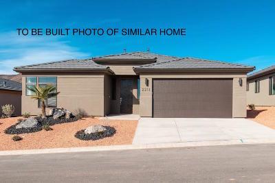 Washington Single Family Home For Sale: Lot 528 Serenita