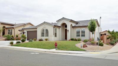 Washington Single Family Home For Sale: 898 N Via Del Norte