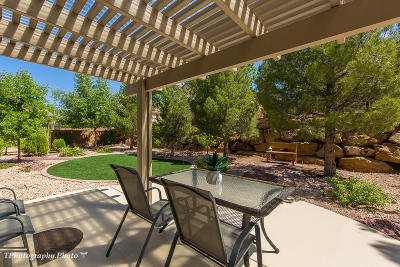 St George Single Family Home For Sale: 4509 S Clear Creek Ln