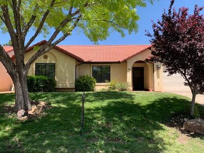 St George Single Family Home For Sale: 301 S 1200 E #61