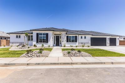Washington Single Family Home For Sale: 3921 S 460 E