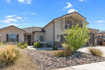 Hurricane Single Family Home For Sale: 3907 W 2700 S