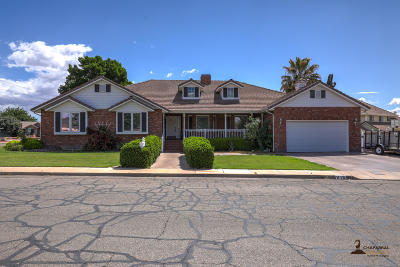 St George Single Family Home For Sale: 915 S 770 E