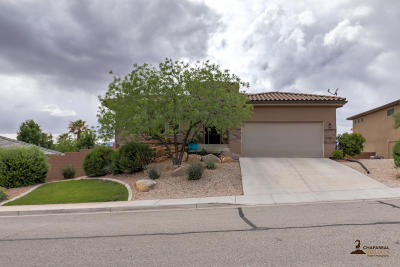 St George Single Family Home For Sale: 247 N 1280 W