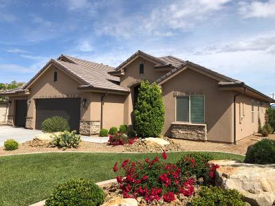 St George Single Family Home For Sale: 922 W 4050 S