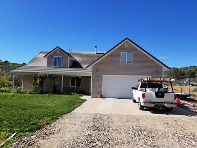 St George Single Family Home For Sale: 1186 W Topaz